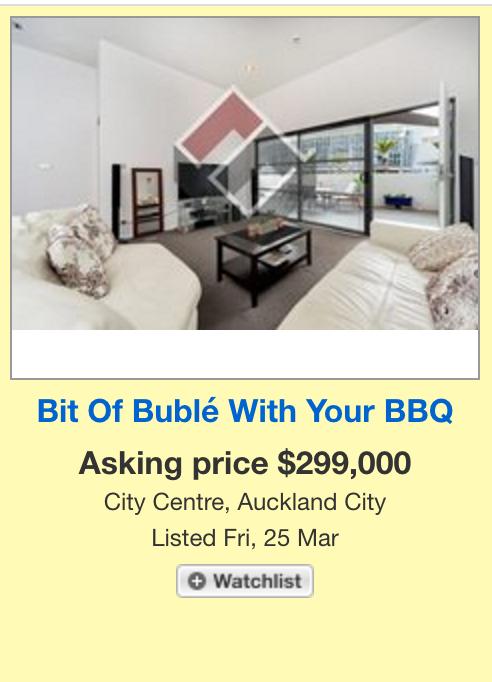 apartment selling, headline, Auckland,