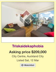 Headline writing, TradeMe, Real Estate Auckland, Apartment Specialists