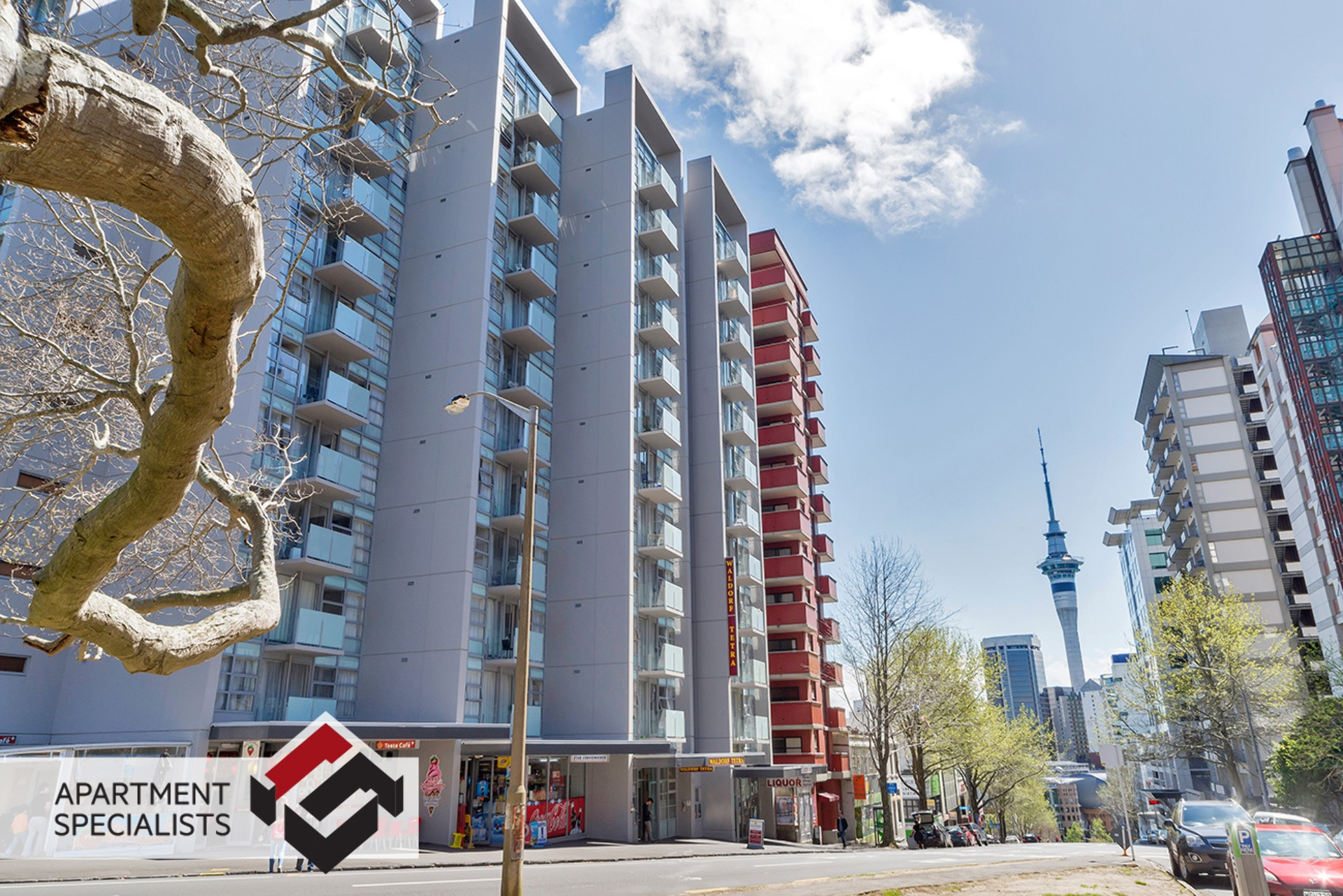 1 | 85 Wakefield Street, City Centre | Apartment Specialists