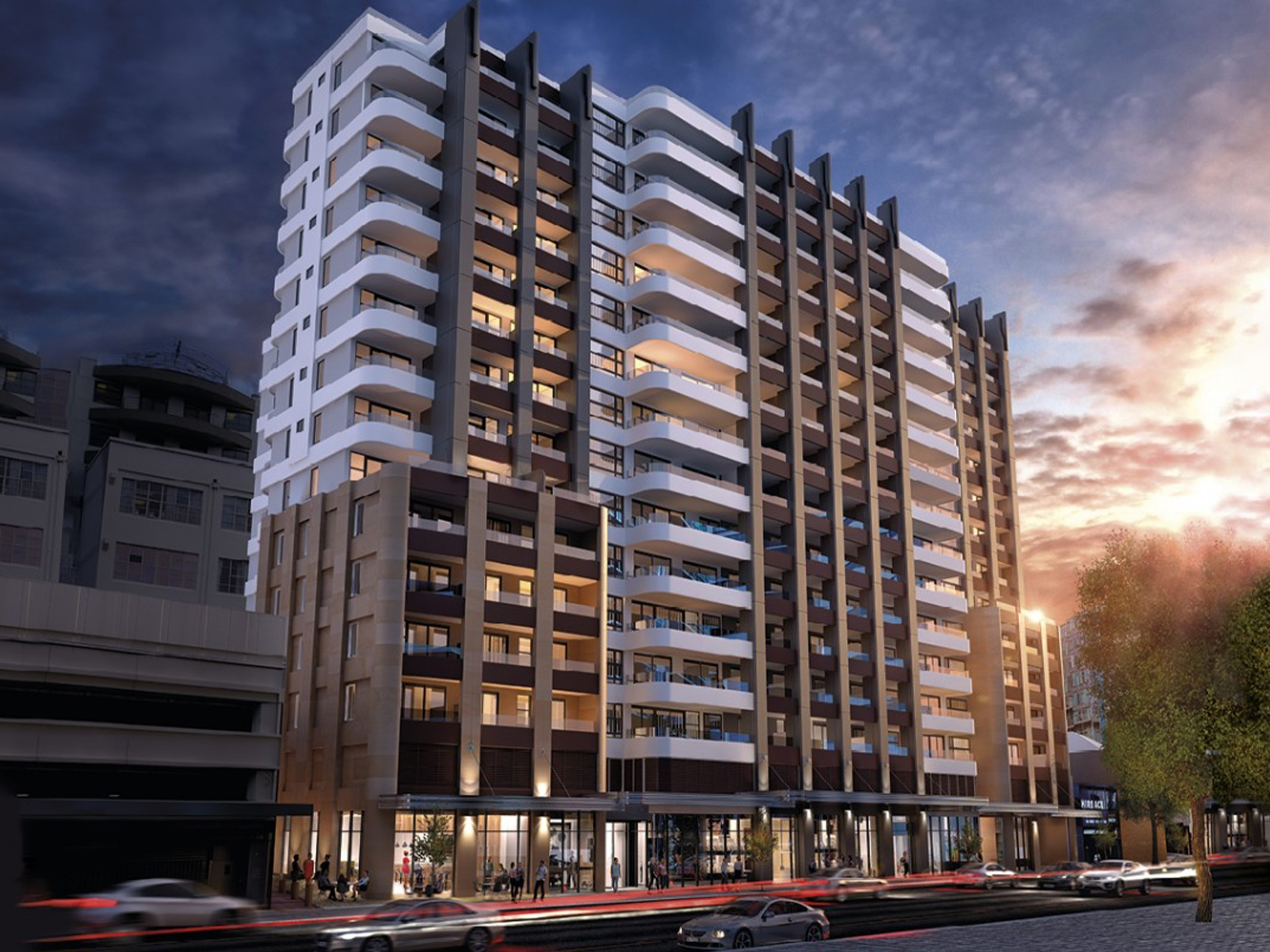2 | 39 Beach Road, City Centre | Apartment Specialists