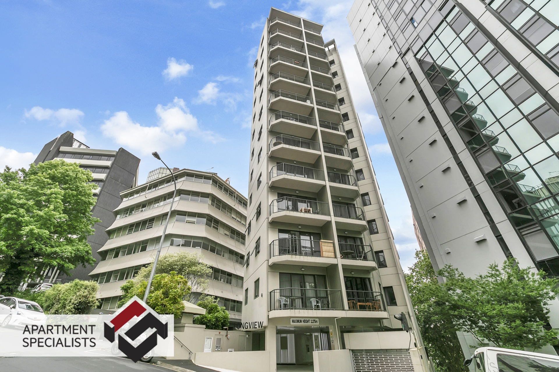 2 | 6 Whitaker Place, City Centre | Apartment Specialists