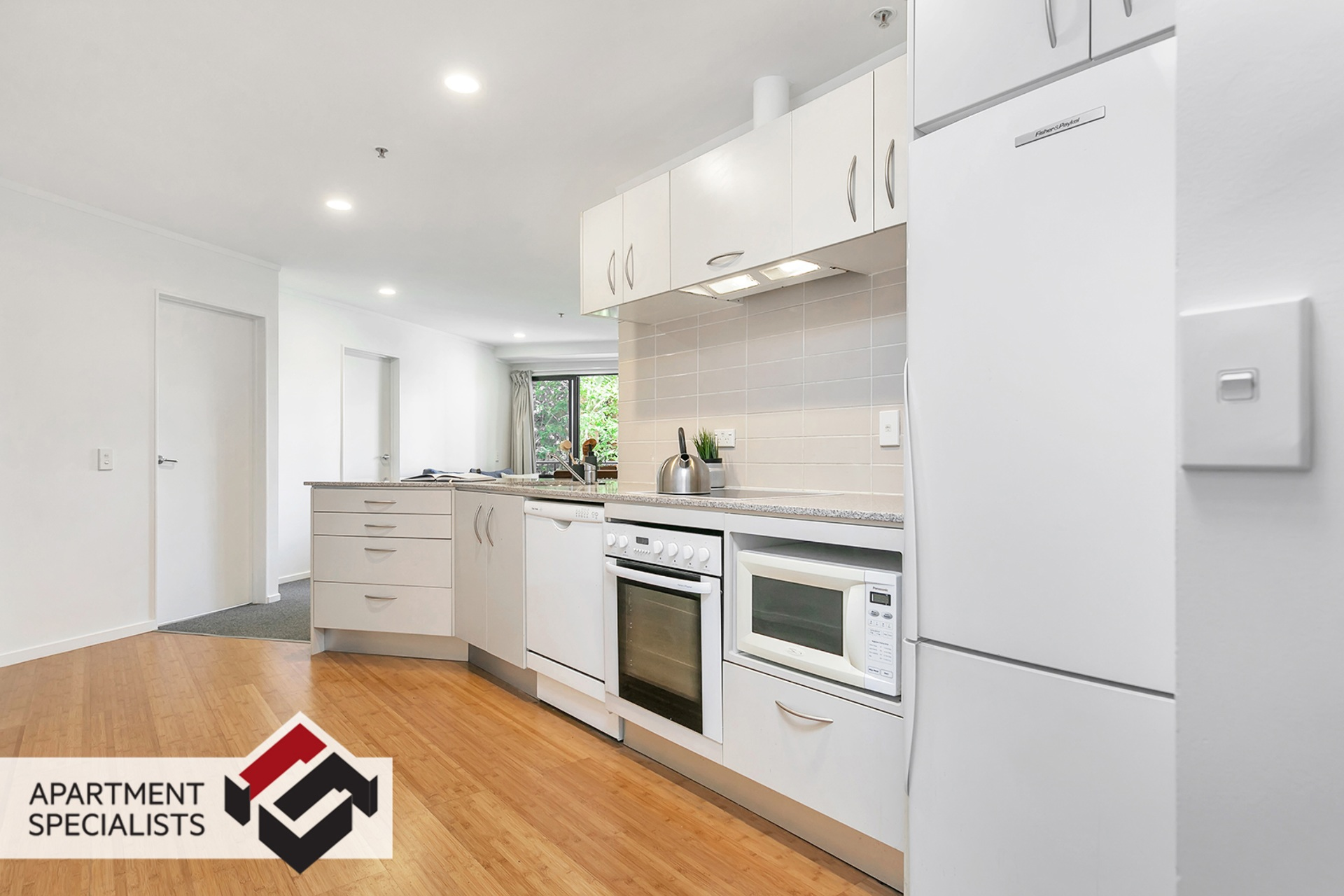 7 | 6 Whitaker Place, City Centre | Apartment Specialists